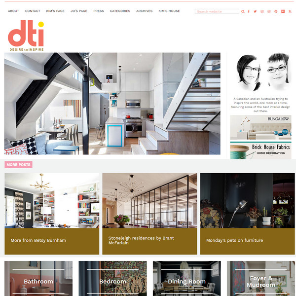 desiretoinspire.net feed