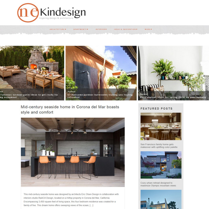 onekindesign.com feed